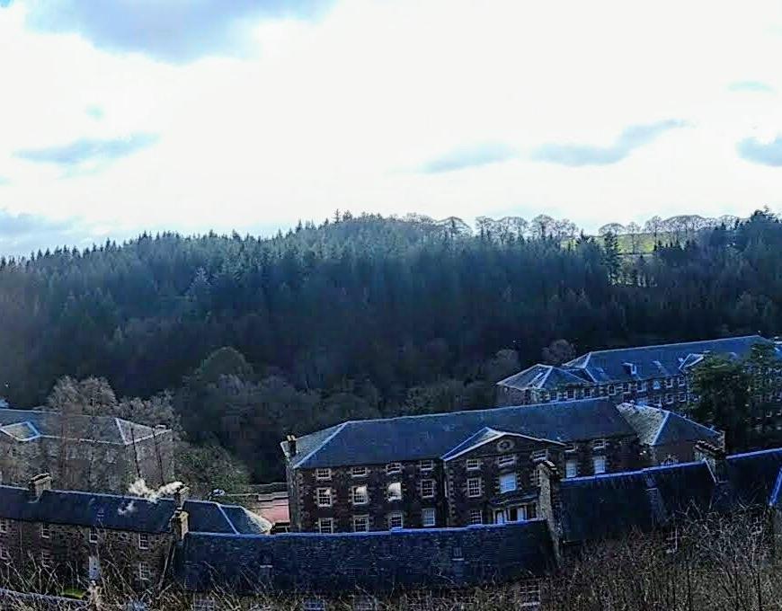 New Lanark, comunidade modelo no século XIX